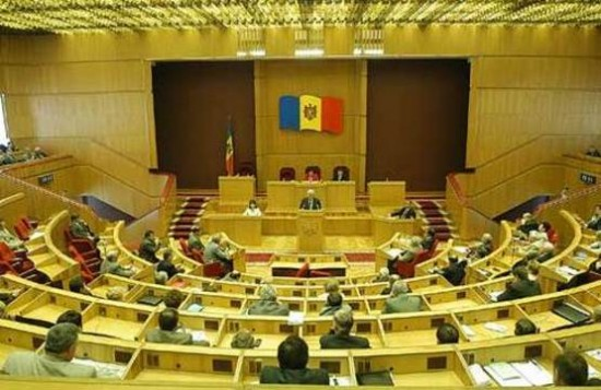 clean moldova - Parliament