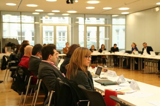 Workshop on second generation indicators.