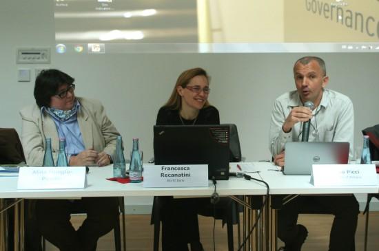 Second generation indicators- panel discussion